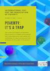 """""""Poverty: It's A Trap!"""" on International Day to Eradicate Poverty"""