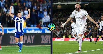 مشاهدة مباراة ريال مدريد والافيس بث مباشر اليوم 30-11-2019 في الدوري الاسباني