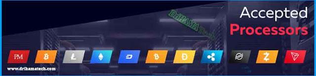 العملات الإلكترونية التي تقبلها Cirtmine