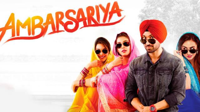 Ambarsariya (2016) Punjabi Movie 720p BluRay Download