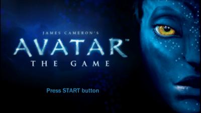 تحميل لعبة Avatar لأجهزة psp ومحاكي ppsspp