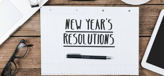 resolusi tahun baru menghargai kesalahan daripada diam tanpa melakukan apa-apa