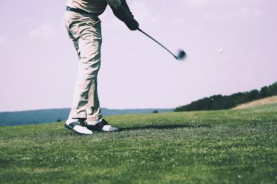 Ropa de jugador de golf