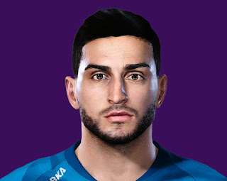 PES 2020 Faces Magomed Ozdoyev