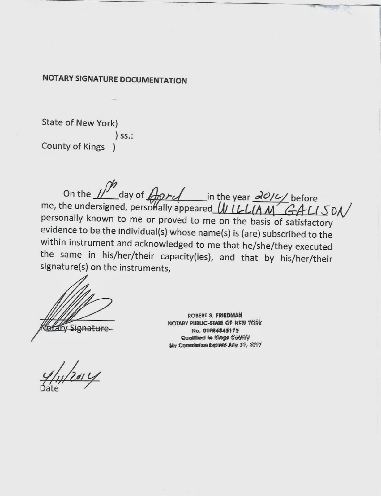 Notarized Letter Of Custody Myideasbedroom Com