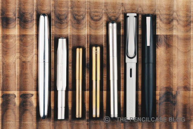 REVIEW: KAWECO SUPRA STAINLESS STEEL FOUNTAIN PEN