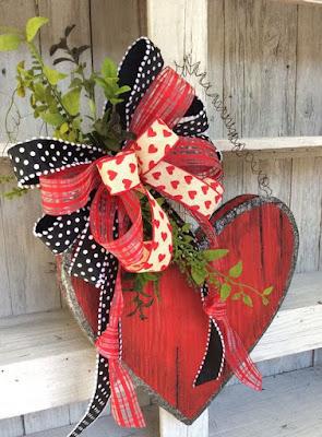 decoration de saint valentin pas chere
