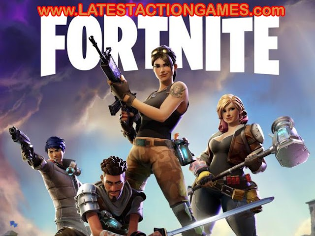 FORNITE Free Full Version Games Download For PC