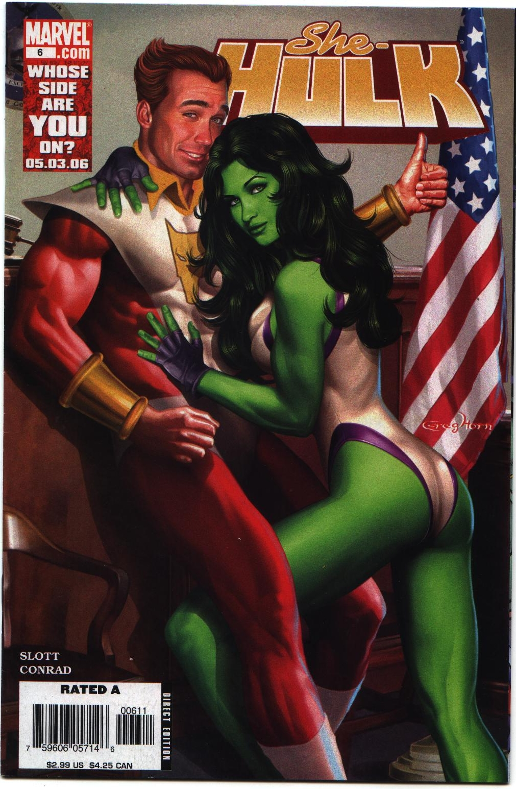 She hulk dating