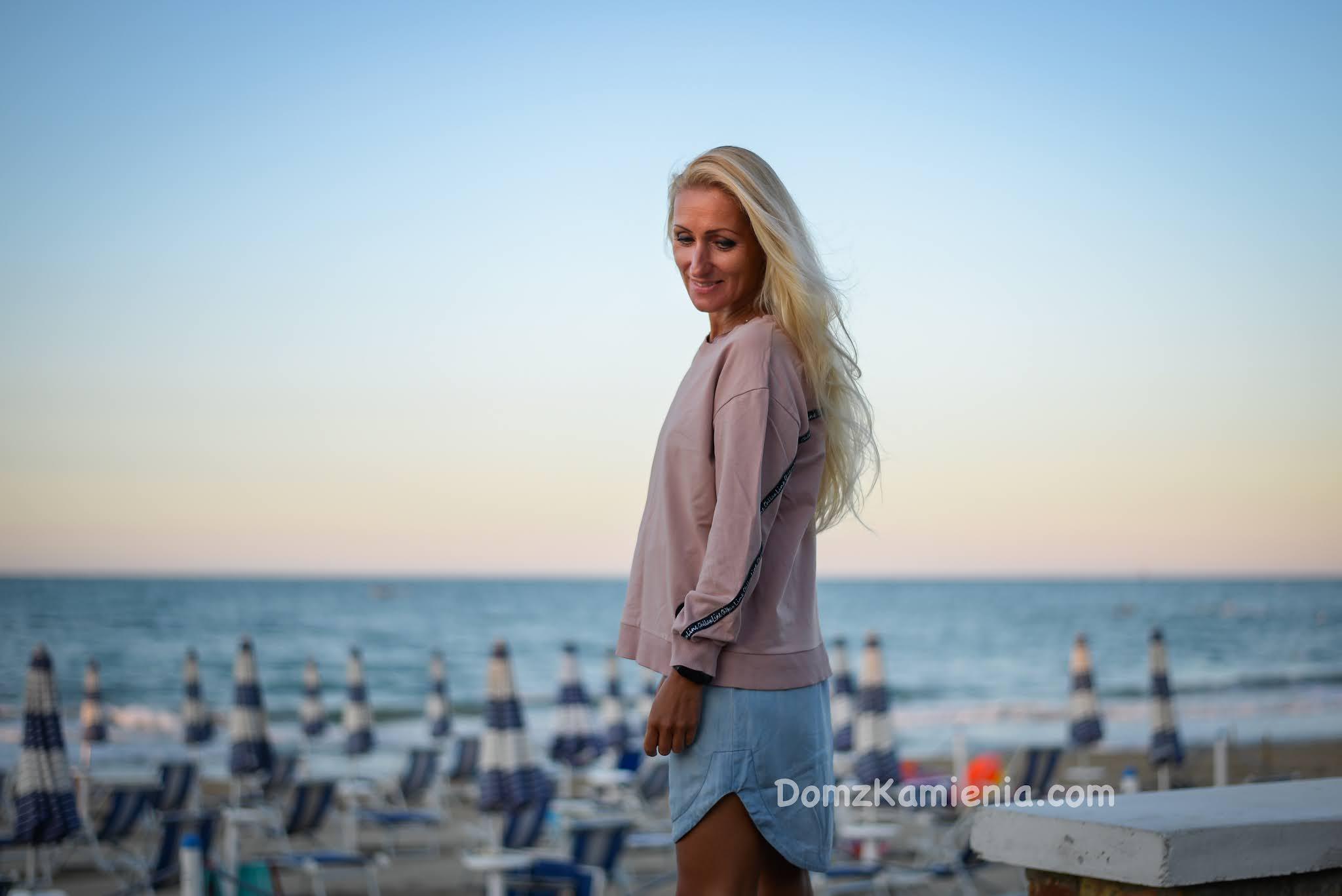 Costa dei Trabocchi Dom z Kamienia blog Katarzyna Nowacka