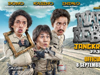 Download Film Warkop DKI Reborn: Jangkrik Boss! (2016) BluRay Full Movie