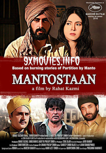 Mantostaan 2017 Hindi 720p HDRip 800mb