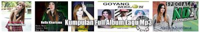 kumpulan lagu nella kharisma full album mp3