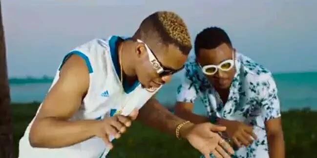 Download Video   Moni Centrozone x Zima & Belle 9 - Faaji