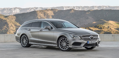 Mercedes Benz CLS Shooting Brake 2017 Specs, Concept, Price