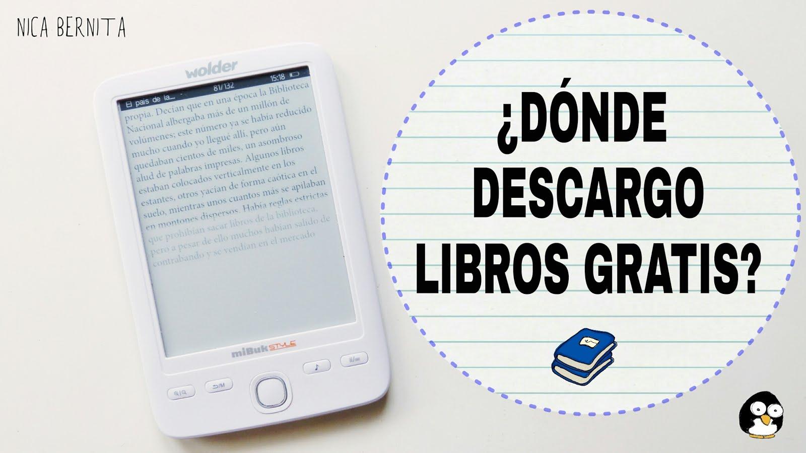 LIBROS GRATIS 📚: ¿Dónde Los Descargo? Apps Y Páginas De