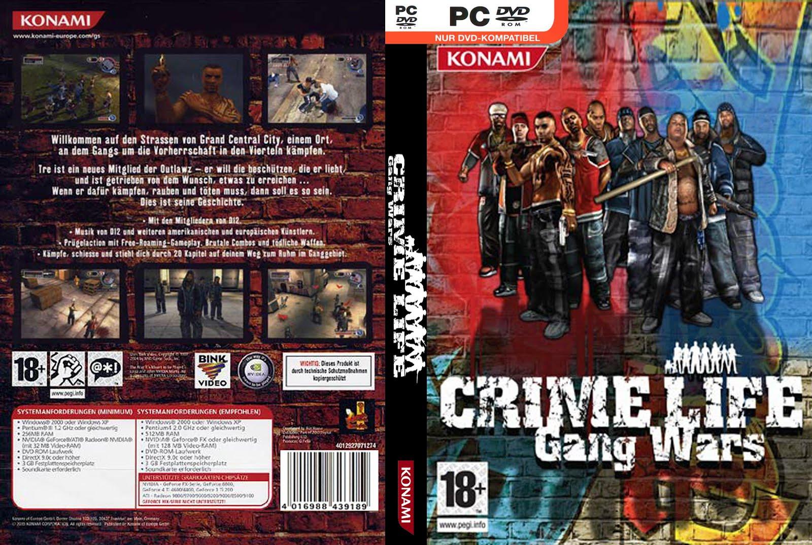 Filmovízia: Crime Life - Gang Wars