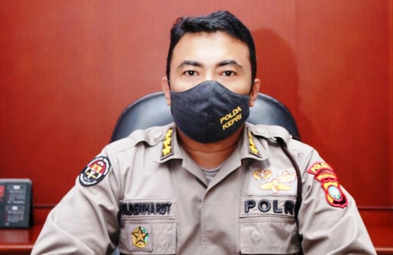 Alih Tugas, AKBP Fernando Jadi Kapolres Tanjungpinang dan AKBP Arief Robby Rachman Jabat Kapolres Lingga