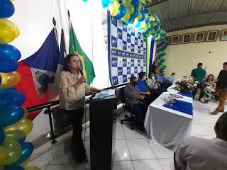 Itiruçu: PSD realiza convenção e oficializa candidatura de Lorenna Di Gregório