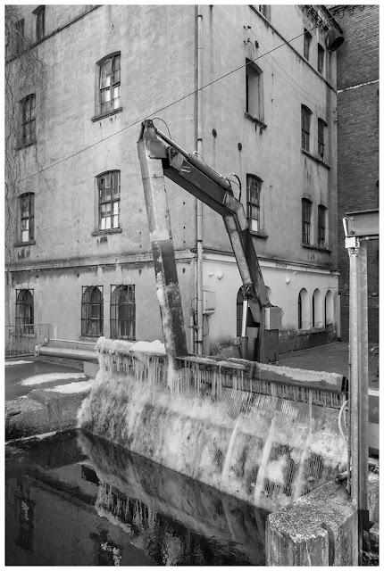 Die Mühle in Göbitz.