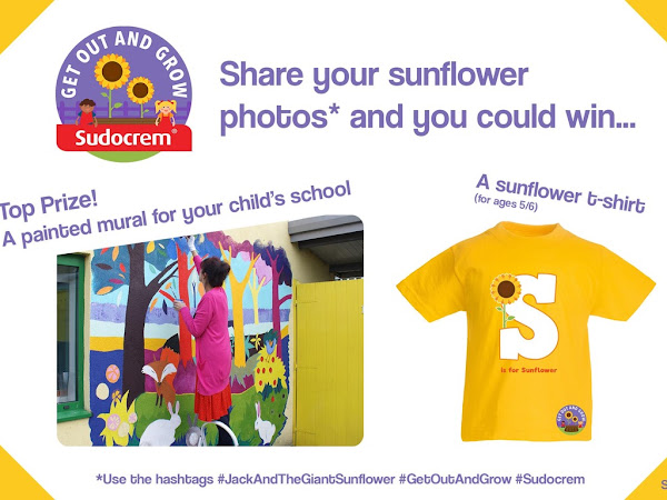 Share Your Sunflower | AD