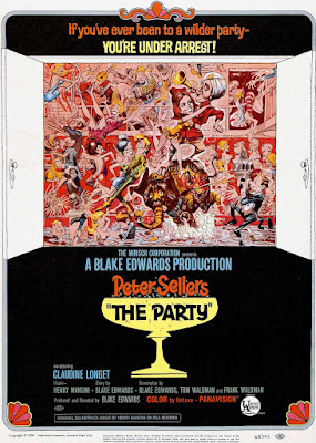 The Party Poster