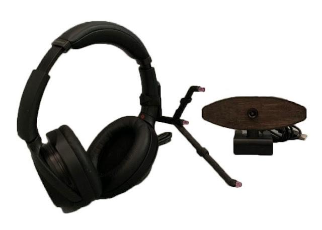 MagicIR gaming head tracker