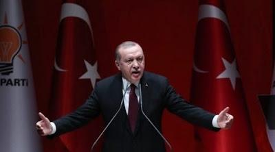 أردوغان يهاجم ماكرون مجددا ويتمنى أن يتخلص منه الشعب الفرنسي في أسرع وقت