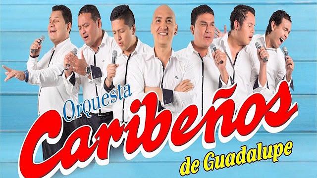 Caribeños De Guadalupe - porque un hombre no llora