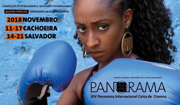 XIV Panorama Internacional Coisa de Cinema - Festival 2018