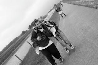 roller randonnée balade sortie fitness evenement