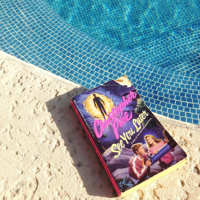 essential poolside reads, christopher pike