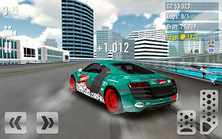 Drift Max City Mod Apk v2.3 Unlimited Money Terbaru