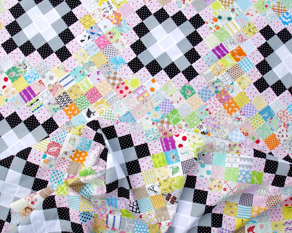 triple irish chain quilt pattern pdf