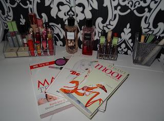 Boeken over beauty, schoonheid en make up