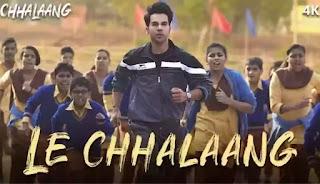 Le Chhalaang Lyrics (Title Track) - Chhalaang | Daler Mehndi