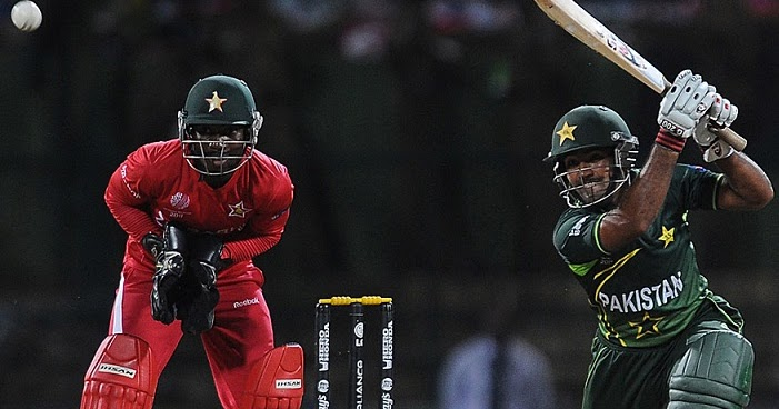 PAK Vs ZIM Pakistan Vs Zimbabwe Series 2013 Schedule Score
