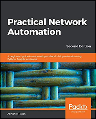 Practical Network Automation – Second Edition