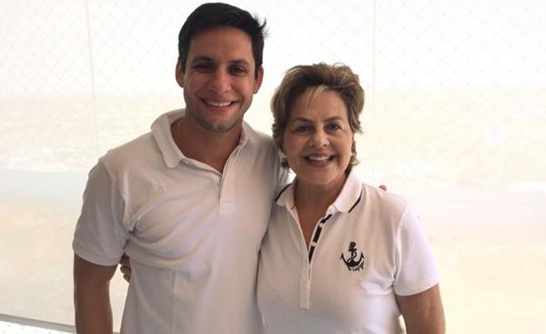 Ex-prefeita de Mossoró Fafá Rosado declara apoio à reeleição de Rafael Motta