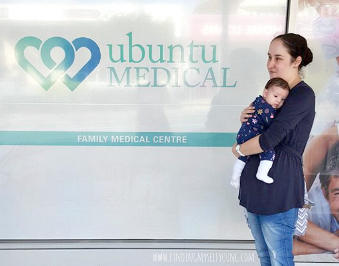 visiting Ubuntu family medical practice