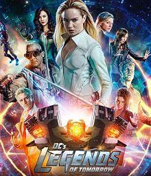 Sinopsis pemain genre Serial Legends of Tomorrow Season 4 (2018)