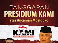 Tanggapan Presidium KAMI atas Ancaman Moeldoko