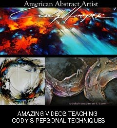 ARTIST CODY HOOPER - TEACHING VIDEOS!