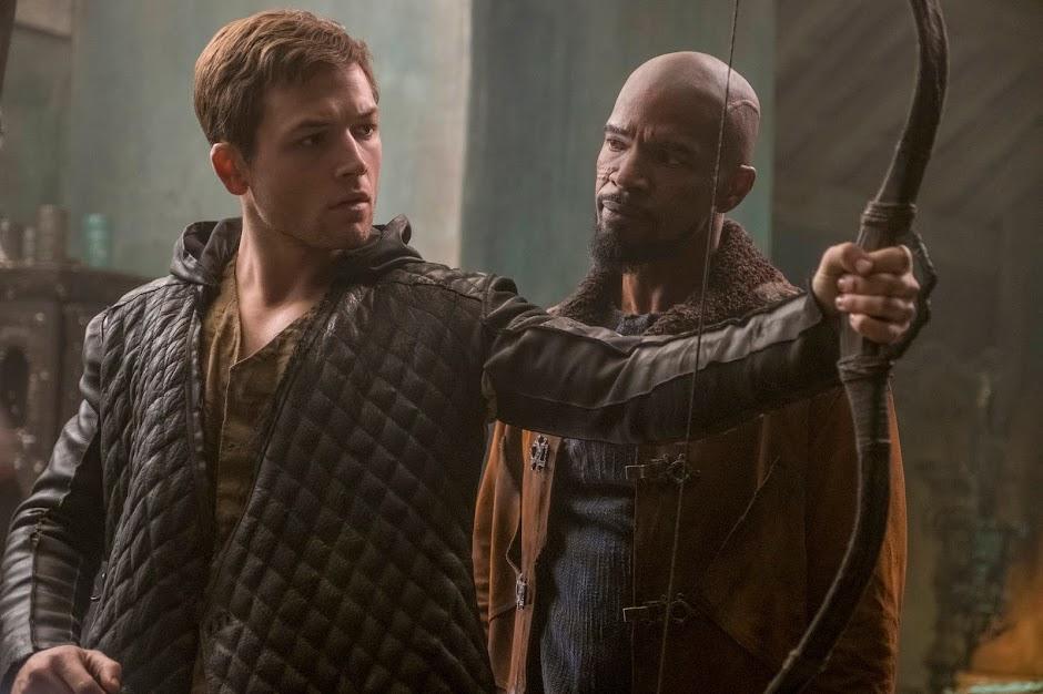"""Bilheteria: """"Robin Hood: A Origem"""" tem uma das piores aberturas do ano"""