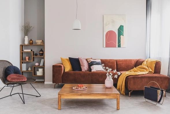 ديكور فصل الشتاء 2021 ... إليك أهم النصائح للحصول على ديكور غرفة معيشة شتوي