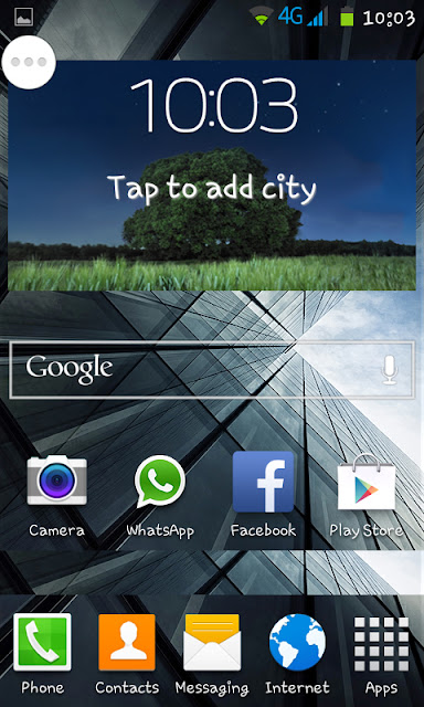 Galaxy S5 Custom Rom for Lenovo A369i