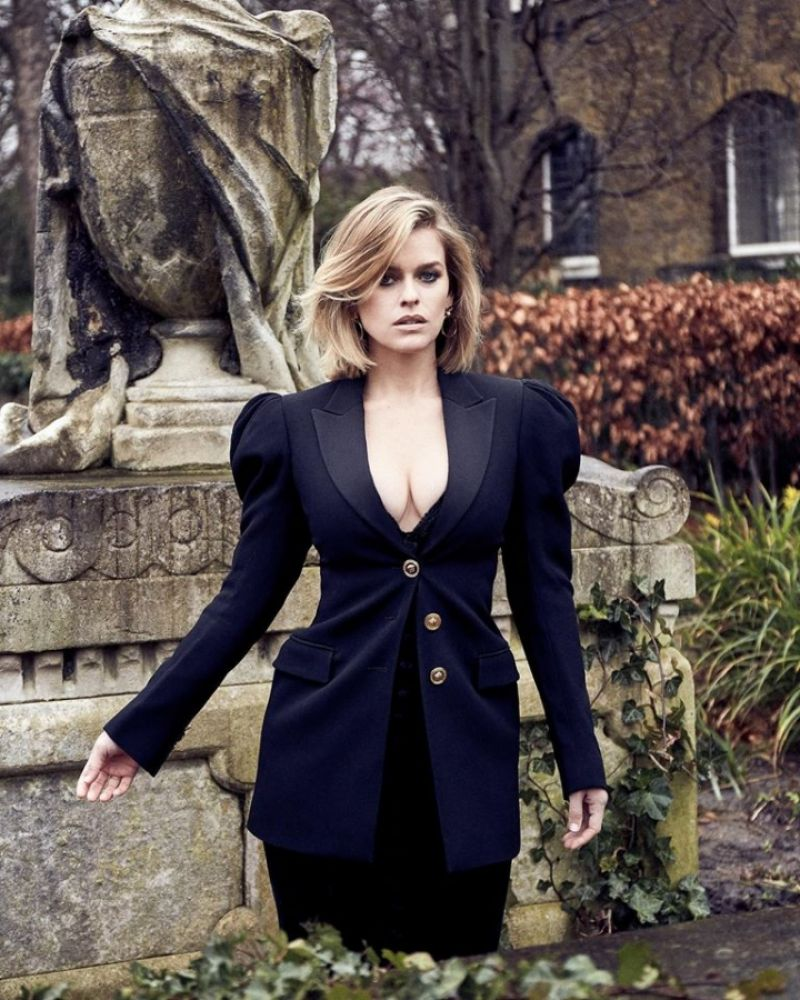 Alice Eve Clicked for The Laterals: The Phenomonals Issue - 2020