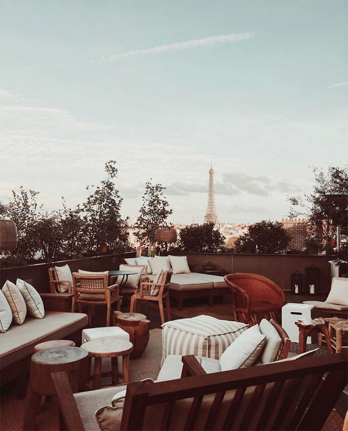 Weekday Wanderlust | Places: Brach Hotel & Restaurant, Paris