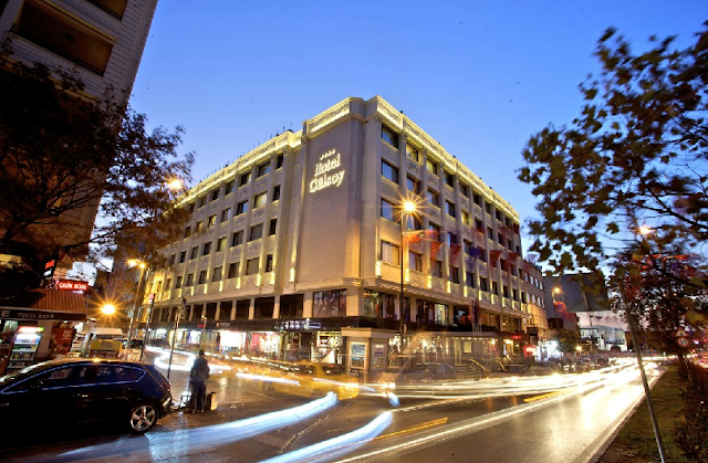 Hotéis em Istambul na Turquia