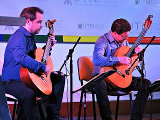 Adrián Bassi y Miguel Angel Dotto, Cuarteto de Guitarras Ecos